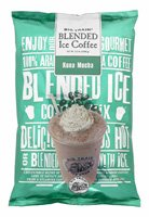 Big Train Blended Ice Coffees Kona Mocha Bulk 3.5lb Bag - 2 Bags