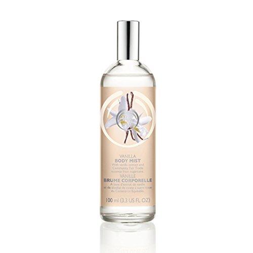 The Body Shop Vanilla Body Mist Body Spray 100ml