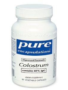 Pure Encapsulations - Colostrum 40% IgG 450 mg 90 vcaps
