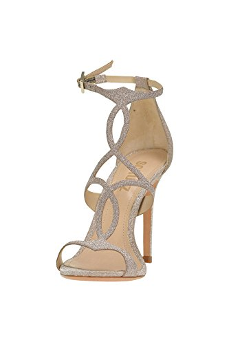 Leather Gold MCGLCAT04043I Schutz Sandals Women's CqvqYBw