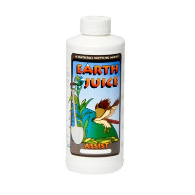 Assist Earth Juice Plant Supplement Size: 1 Quart
