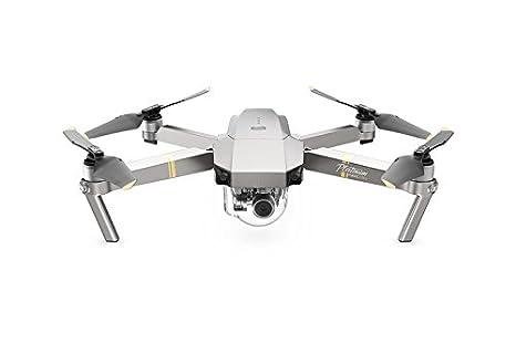 Dron Platino DJI Mavic Pro: Amazon.es: Electrónica