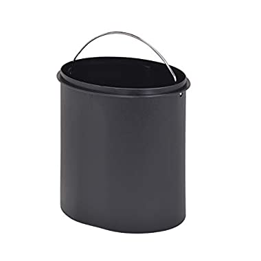 Bathla Contempo Stainless Steel Pedal Step Dustbin - Small (5 L) 14