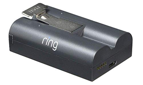 Ring Rechargeable Battery – Quick Release Battery Pack