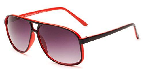 Sunglass Warehouse | The Sao Paulo Sunglasses - Aviator - Plastic Frame - Men & - Warehouse Sunglass Performance