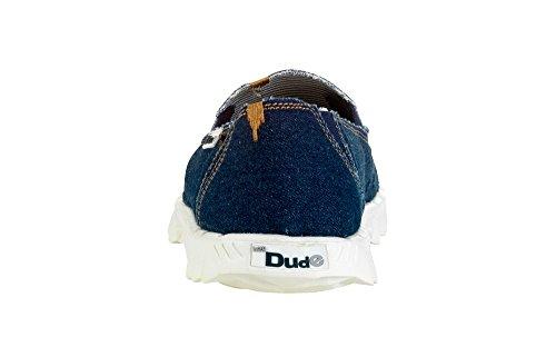Dude Denim Farley Shoes Men's 46 Blue Hey Zqw8PxIw