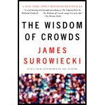 img - for Wisdom of Crowds (04) by [Paperback (2005)] book / textbook / text book