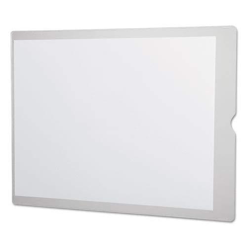 - ESS65012 - Oxford Utili-Jacs Heavy-Duty Clear Plastic Envelopes