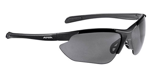 Alpina Amition Jalix Sonnenbrille, Black Matt