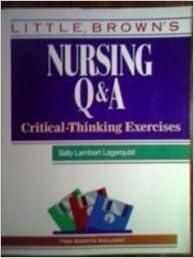 Critical thinking  amp  Nursing Process drjma FC