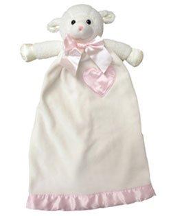 Amazon personalized baby lovie lynn pink lamb security blanket personalized baby lovie lynn pink lamb security blanket comes monogrammed with name and birthdate negle Gallery