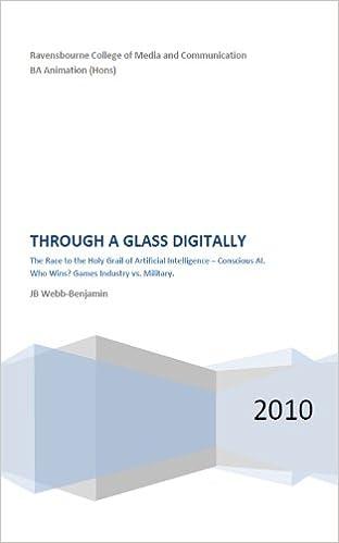 Livres en ligne en téléchargement pdfThrough a Glass Digitally - An Artificial Intelligence Dissertation en français PDF
