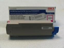 C6100 Series Magenta Toner (OKIDATA C6150/C6100 SERIES MAGENTA TONER)