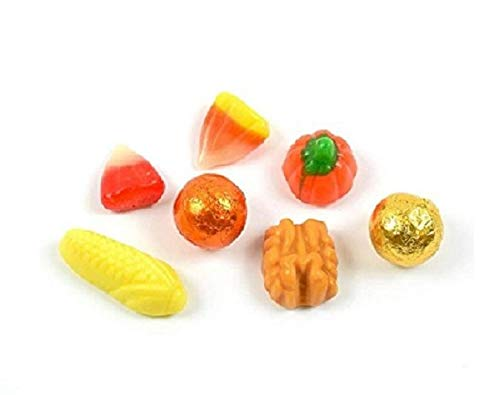 Jelly Belly Fall Festival Candy Mix (1 Lb - 16 Oz) ()
