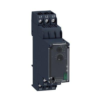 Schneider RM22TU23 3 PHASE UNDERVOLTAGE CONTROL RELAY RM22-TU