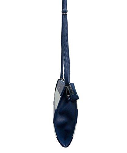 J.LO, Poschette giorno donna Multicolore blu