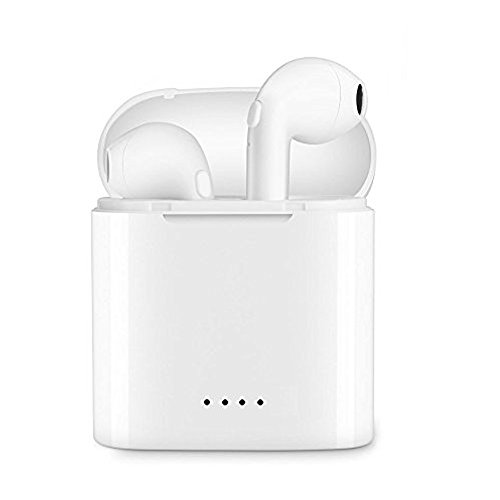 Wireless Earbuds Bluetooth Headphones with Charging Box Nois