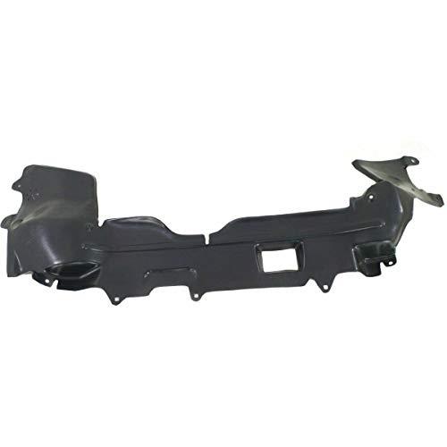 (KA LEGEND Engine Under Cover Splash Shield Guard Front for 92-2000 Civic 93-97 Civic del Sol 74110SR3A01 HO1228143)
