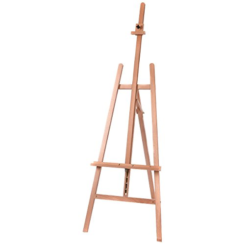 heavy-duty-beech-wooden-adjustable-tripod-easel-sketch-painting-portable