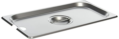 Winco SPCT 1/3 Slotted Pan Cover