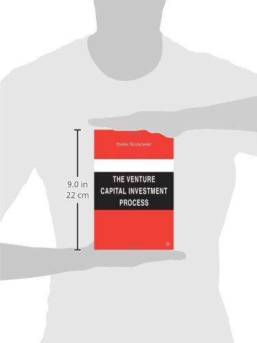 The venture capital investment process darek klonowski eur usd price