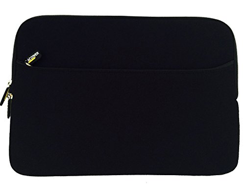 AZ-Cover 10.6-Inch Tablet Laptop Sleeve Bag (Black) For ASUS Transformer Pad TF300T-A1-RD Tablet 10.6-Inch + One Capacitive Stylus Pen