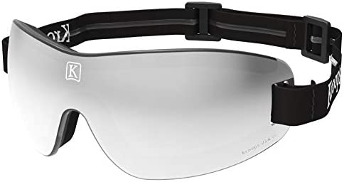 KROOPS I.K. 91 Goggles – Eyewear Protection from Wind, Dust, Snow, and Rain. Great for Skydiving, Cycling, Ski, Snowboard, and Other Sports. Safety Goggles That Look and Feel Great.