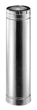 - Simpson Dura-Vent 46DVA-48, Stainless Steel