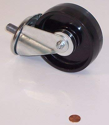 GoJak Replacement 5'' Caster Wheel ASY (Black) (GOJ-2006-B6) by GoJak