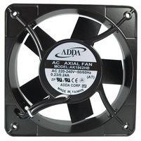 ADDA AK1862HB-AT AXIAL FAN, 180MM x 180MM x 65MM, 230VAC, 240MA by Adda