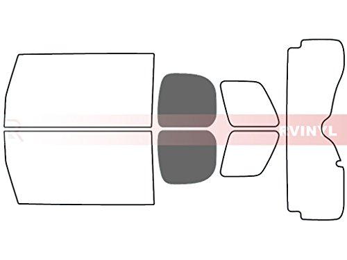 Rtint Window Tint Kit for Toyota FJ Cruiser 2007-2014 - Back Kit - 35%