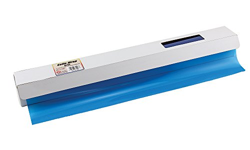 Hygloss Products Cellophane Roll – Cellophane Wrap in Easy Cutter Box for Crafts, Gifts, and Baskets 20 Inch x 100 Feet, Blue by Hygloss Products, Inc