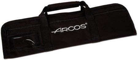 Arcos 690200 - Bolsa con 4 compartimentos  para cuchillos