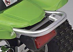 DG Performance 592-8250 Aluminum fits Kawasaki KFX 700 2003-2010 Fat Series Grab Bar 1-1//4 Tubing