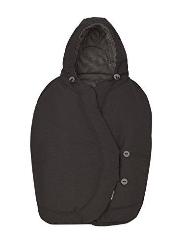 Maxi-Cosi Winter Footmuff for Maxi-Cosi Baby Car Seats, Warm Footmuff Suitable from Birth, Black Raven: Amazon.co.uk: Baby