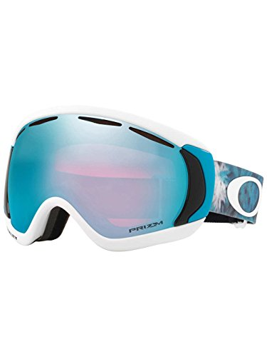 Oakley Canopy Snow Goggle, Tranquil Flurry Sea, Large