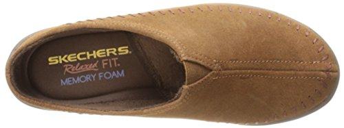 Mule Skechers Savor-Sedona Chestnut