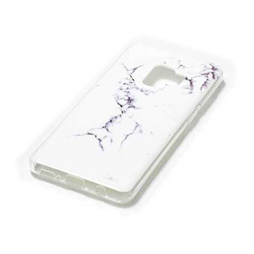 white portable marble inShang dans téléphone Anti Galaxy léger marble S9 matériel étui pattern fait TPU ultra le coque Classic étui Slip pour coque rigide Samsung et housse de mince Mate9 fr0n4f