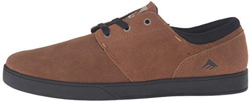 Emerica The Figueroa, Color: Brown/Black, Size: 45 EU / 11 US / 10 UK