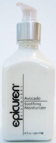 Epicuren Discovery Avocado Soothing Body Moisturizer, Citrus, 8 oz.