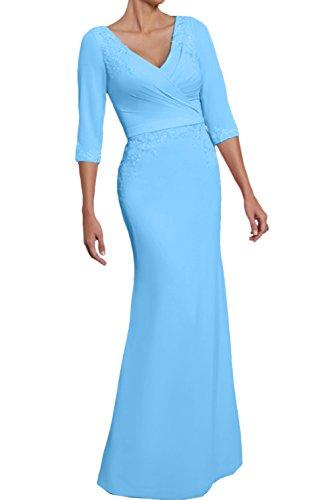 para Topkleider Topkleider para mujer Azul Vestido mujer Topkleider Vestido mujer para para Vestido Azul Topkleider Azul Vestido 0xWwStqPAn
