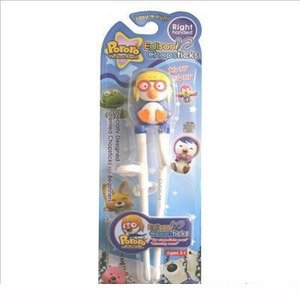 1 X Pororo Edison Training Chopsticks for Children ()