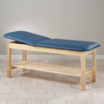 Preston - River Rock (For Clinton Eco Wooden H-Brace Table with Shelf )