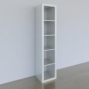 Ikea Expedit Etagere 5 Compartiments Blanc 185 X 44 X 39 Cm Amazon Fr Cuisine Maison
