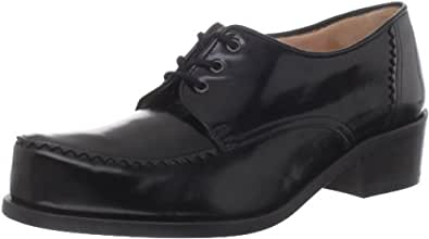 Robert Clergerie Women's Sirene Oxford,Black,6 B US
