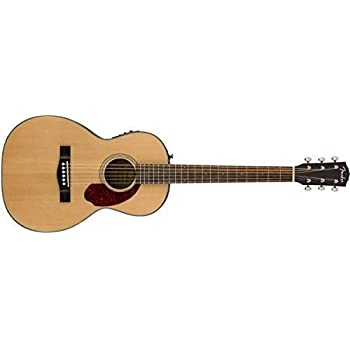 Amazon.com: Fender CP-140SE Acoustic-Electric Guitar with Case ...