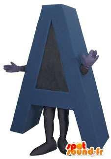 Buy Mascot SpotSound AMAZZon customizable giant letter A. Costume