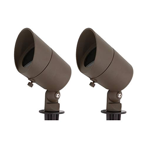 Low Voltage Outdoor Lighting Bronze in US - 2