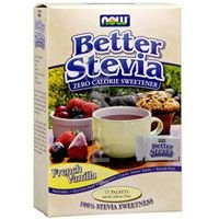 French Vanilla Stevia Packets, 75/box (Pack of 2)