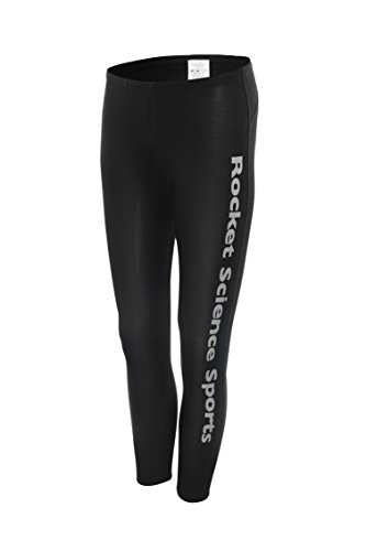 Swim Drag Pants - Unisex - Black - M